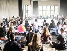 Agape Zoe Festival Berlin Pankow Tanzstudio Eden Yoga Healing Arts Mindfulness