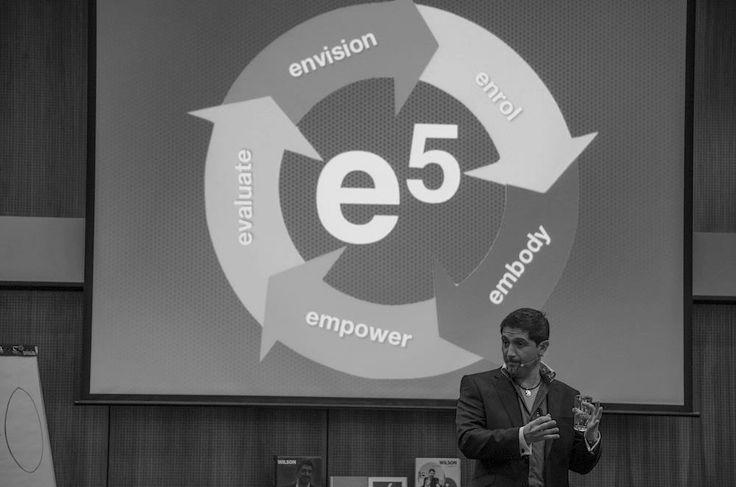 Wilson  discusses the Entrepreneurial Framework