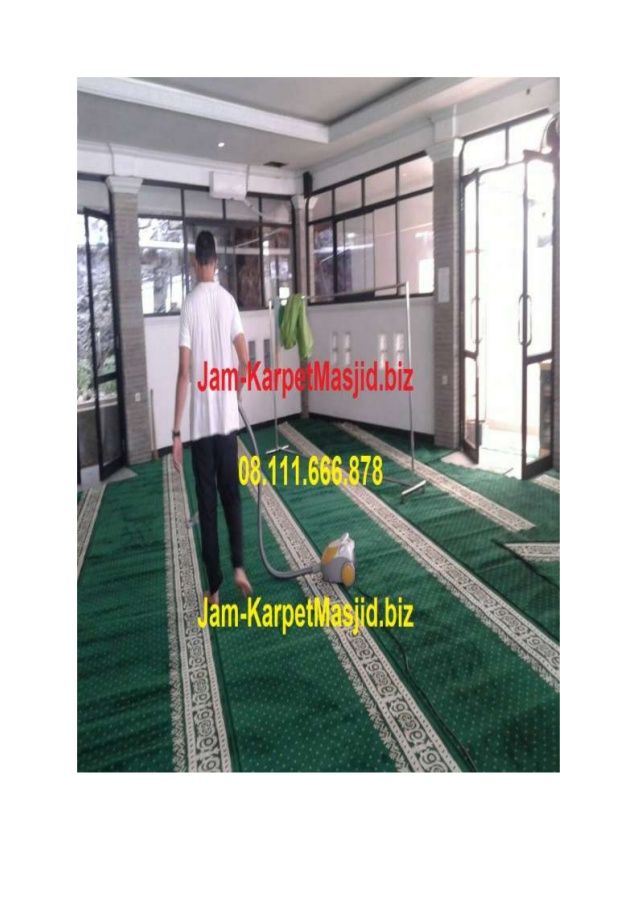 Jual karpet masjid turki hijau depok
