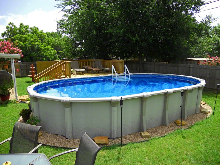 48 Best Images About Above Ground Pools On Pinterest Champagne Color Pools And Backyard Pools