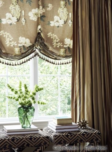 lr london shade from the enchanted fabric collection calico corners find this pin and more on window treatments