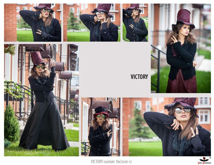 Новая зимняя коллекция бренда Julia Sindrevich. В продаже с 01.09.2016. Стиль…