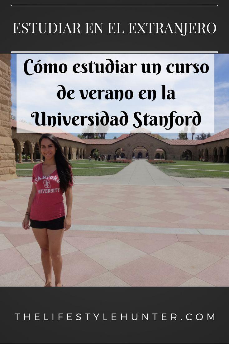 Cómo estudiar un curso de verano en la Universidad Stanford