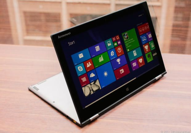 Lenovo IdeaPad Yoga 2 Pro via @CNET
