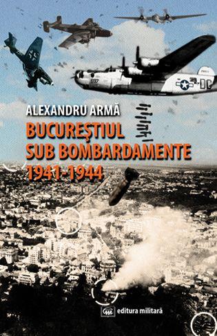 În anii celui de-al Doilea Război Mondial, Bucureştiul a fost ţinta raidurilor aeriene sovietice, americane, britanice şi germane. Cartea de faţă reconstituie, din perspectiva documentelor de arhivă şi a mărturiilor memorialistice, istoria prea puţin cunoscută a zilelor cumplite trăite de Bucureşti sub bombardamente, între 1941 şi 1944. (Format 13x20 cm, 336 p., 15 lei)