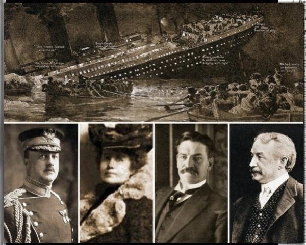 Titanic photos #history