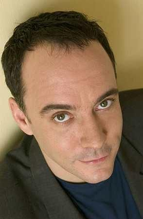 Receeding hairline? Don't worry about it. Dave Matthews just keeps it neat and clean so it looks great and modern.