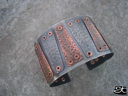 32 Best Images About Jewelry With Rivets On Pinterest