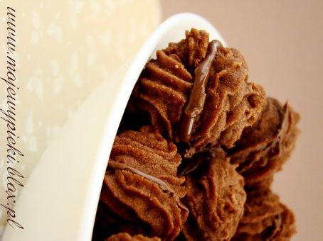 Schokolade schmelzende Momente