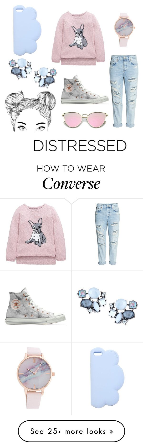 """""""Untitled #38"""" by glitterunicorn13 on Polyvore featuring Converse, Lydell NYC and STELLA McCARTNEY"""