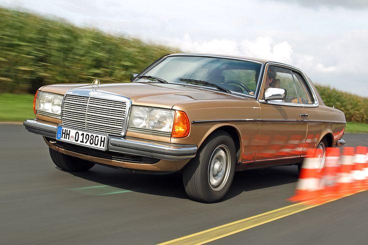 Mercedes 230 CE C123 - Bilder - autobild.de