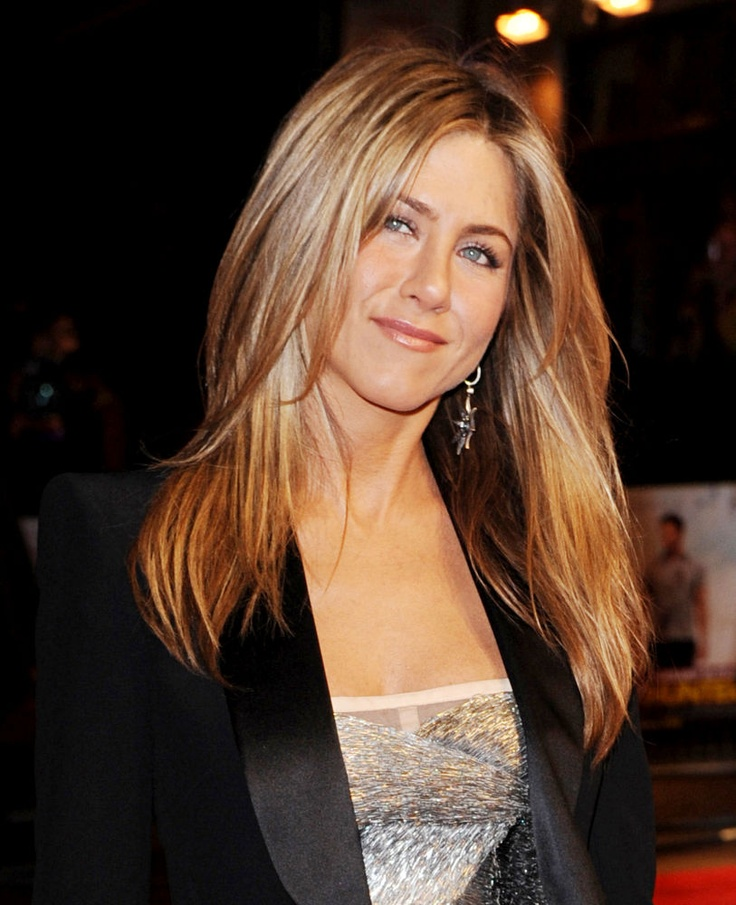jennifer anniston - I have such a girl crush on her.