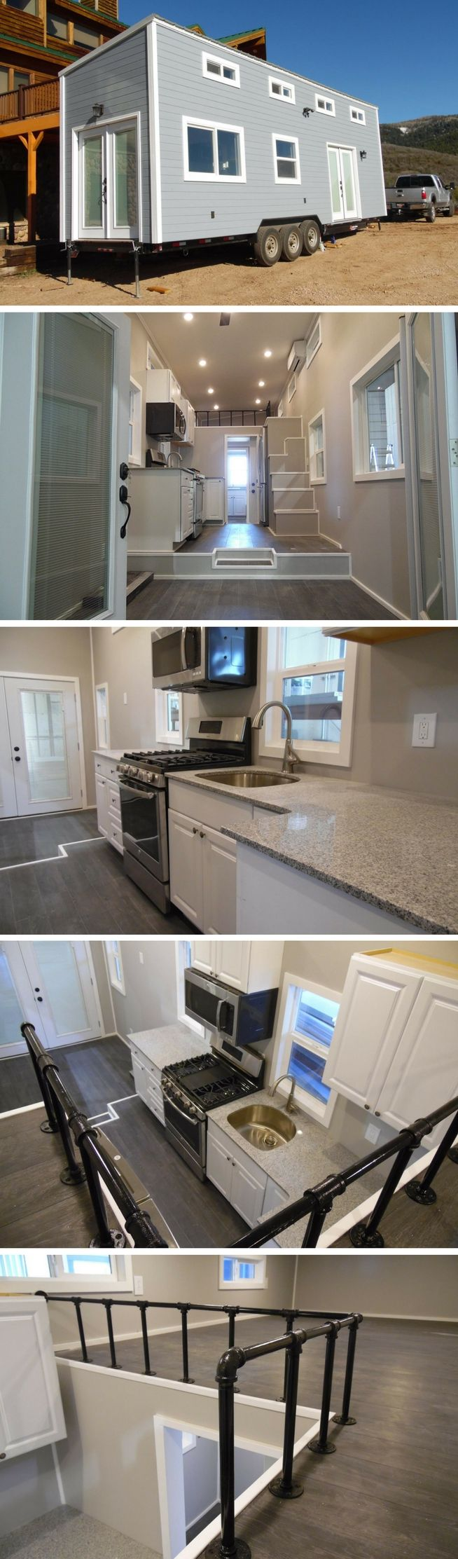 Home interior for small house  best tiny home images on pinterest  tiny little houses tiny