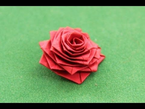 Like my fanpage me on Facebook to be the first to know what my next video will be!  http://www.facebook.com/TadashiOrigami    Flickr: http://www.flickr.com/photos/tadashiorigami  Pinterest: http://pinterest.com/tadashimori/    How to make an Quilling origami rose.    Video by: Tadashi Mori  http://www.youtube.com/tadashimori