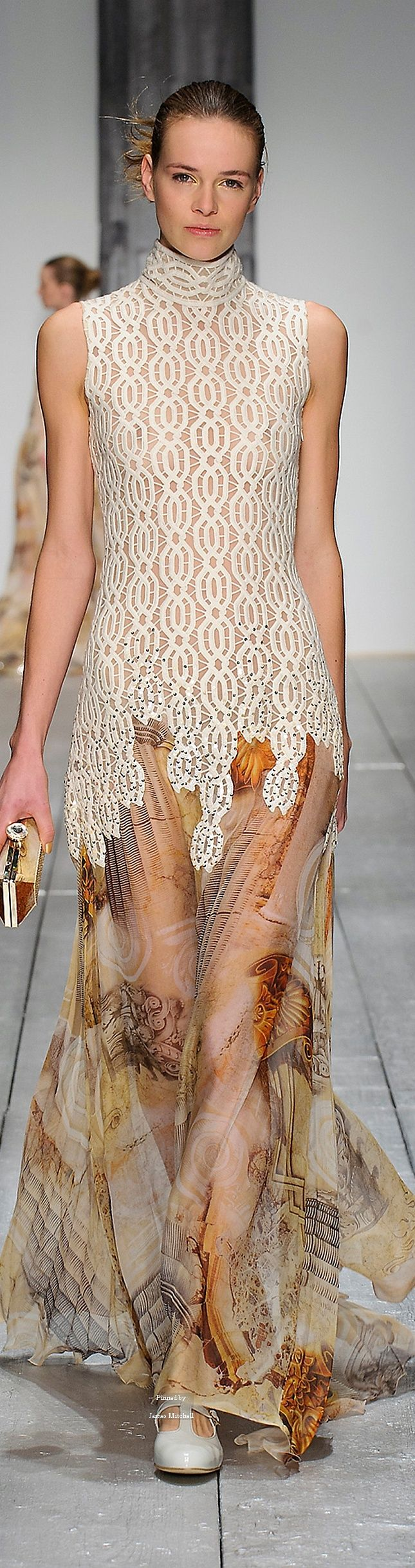 Laura Biagiotti Collections Fall Winter 2015-16 collection