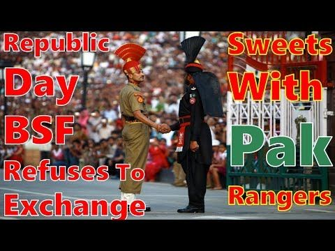 Months after a warm exchange of greetings and sweets on Diwali, the Border Security Force (BSF) on Friday refused to share sweets with Pakistan Rangers on the occasion of India's 69th Republic Day. Sweets were, however, exchanged between the BSF and Bangladesh's Border Guards at...