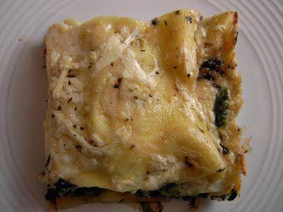 Vegan Thyme: Vegan Mushroom Lasagna in Velvety Bechamel Sauce (...