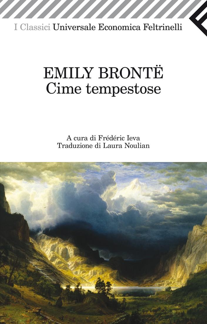 """Emily Brontë - Cime tempestose:  """"Se tutto il resto scomparisse e restasse solo lui, continuerei a esistere"""""""