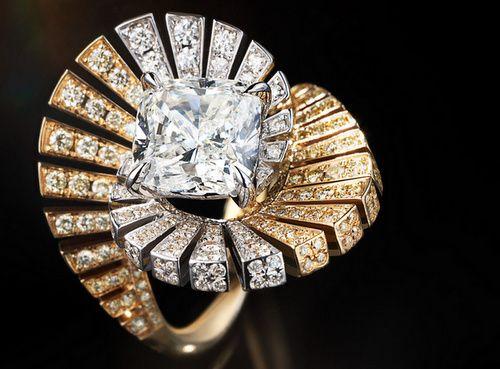 Nirav Modi diamond ring.