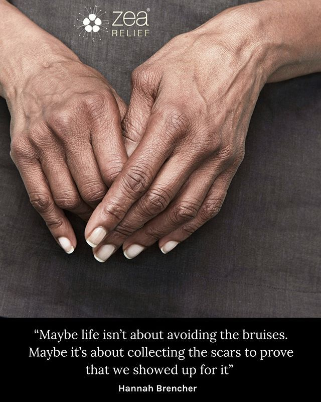 """Maybe life isn't about avoiding the bruises. Maybe it's about collecting the scars to prove that we showed up for it"" - Hannah Brencher"