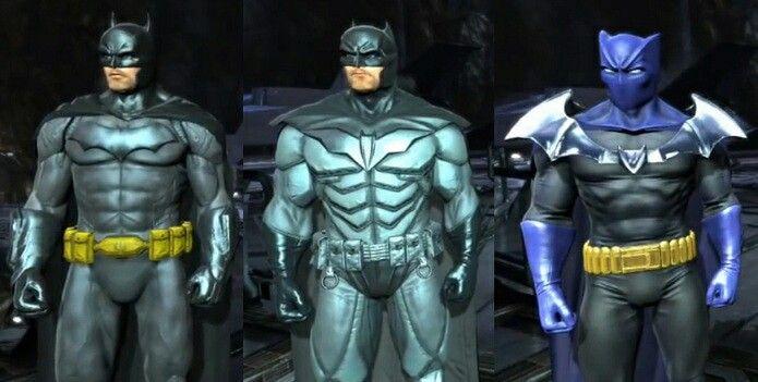 Costumes - Batman Arkham Origins Wiki Guide - IGN