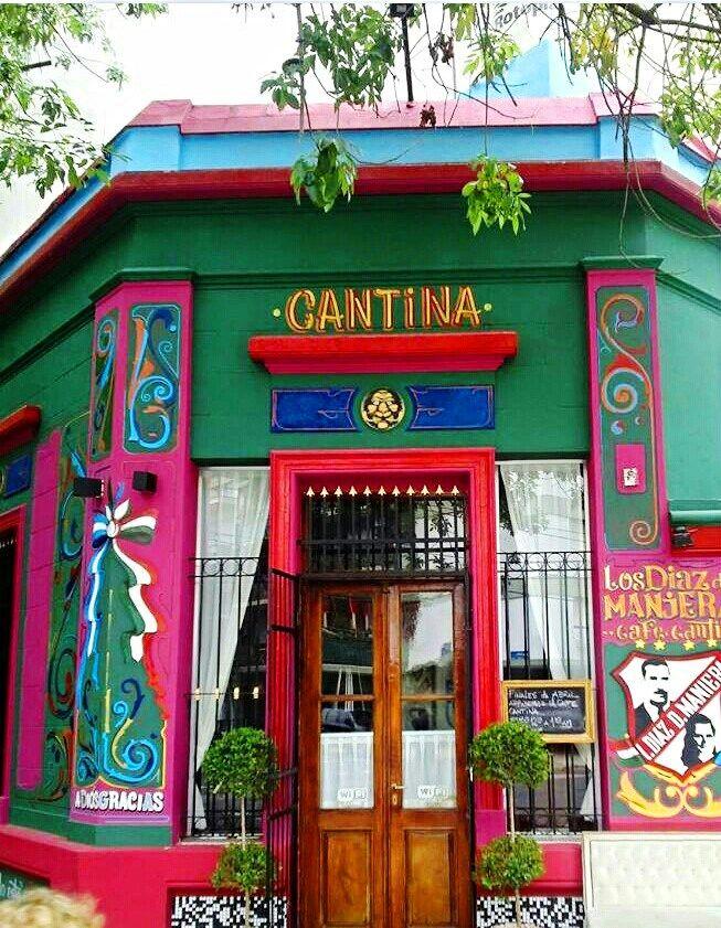Cantina, Buenos Aires