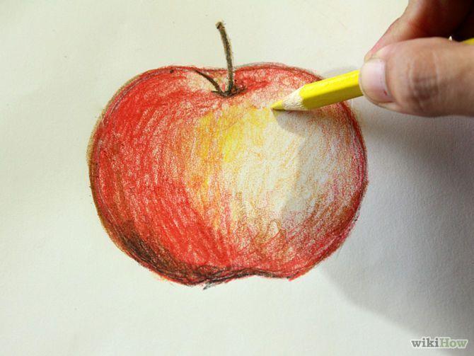 Use Watercolor Pencils Color Pencil Art Watercolor Pencils