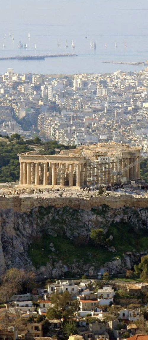 Acropolis - #Athens