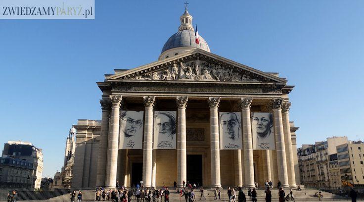 Przy wejściu do Panteonu wyryto napis: Wielkim Ludziom – Wdzięczna Ojczyzna. Pochowano tutaj 73 osobistości zasłużonych dla narodu: naukowców, polityków