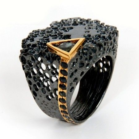 The online boutique of creative jewellery G.Kabirski   100629 К