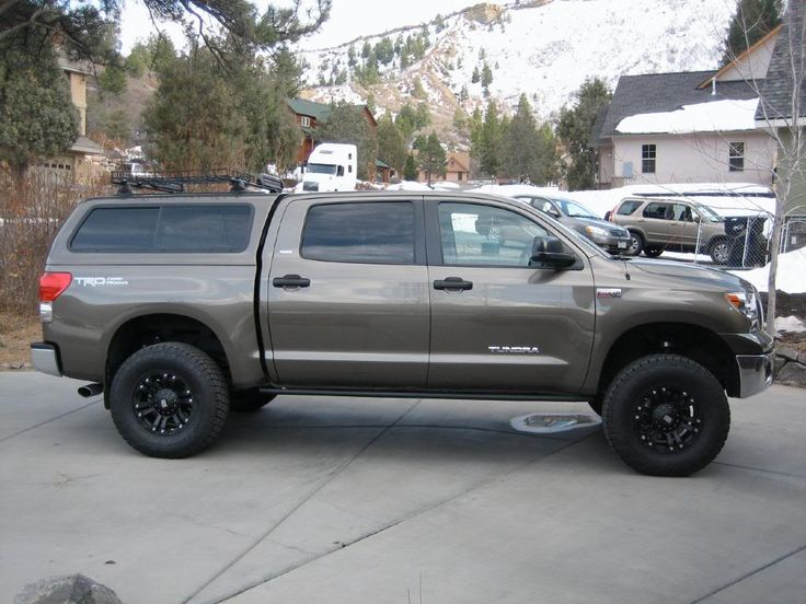 Topper for a 2009 DC pictures please - TundraTalk.net - Toyota Tundra Discussion Forum