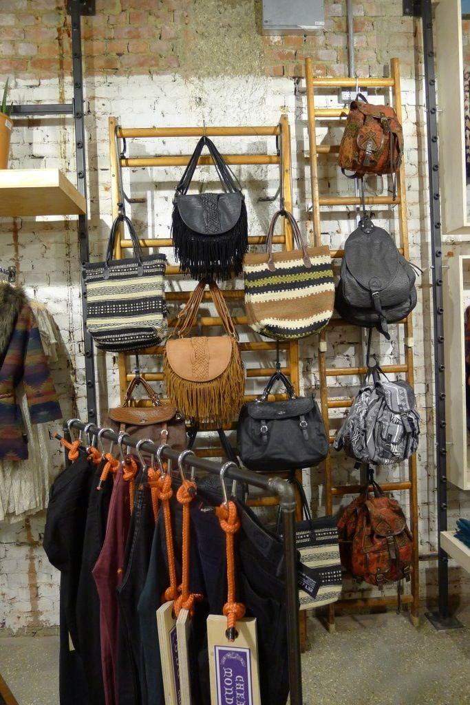 25 Best Ideas About Purse Display On Pinterest Handbag