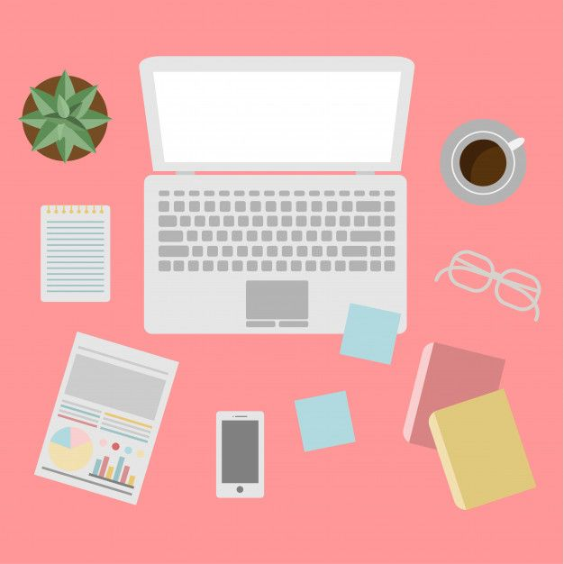 Download Office Equipment Vector For Free In 2021 Graphic Wallpaper Vector Free Graphic Design Illustration