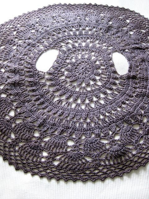Crochet Flower Circle Cardigan Jacket                                                                                                                                                                                 More
