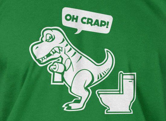 Funny+Dinosaur+Trex+T+Rex+Tyrannosaurus+TShirt++Oh+by+IceCreamTees,+$14.99