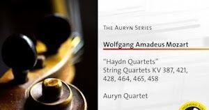 WOLFGANG AMADEUS MOZART - THE AURYN SERIES