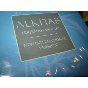 Indonesian - English Bilingual Bible / ALKITAB Terjemahan Baru - New International Version / TB - NIV / INDONESIA - INGGRIS   $149.99