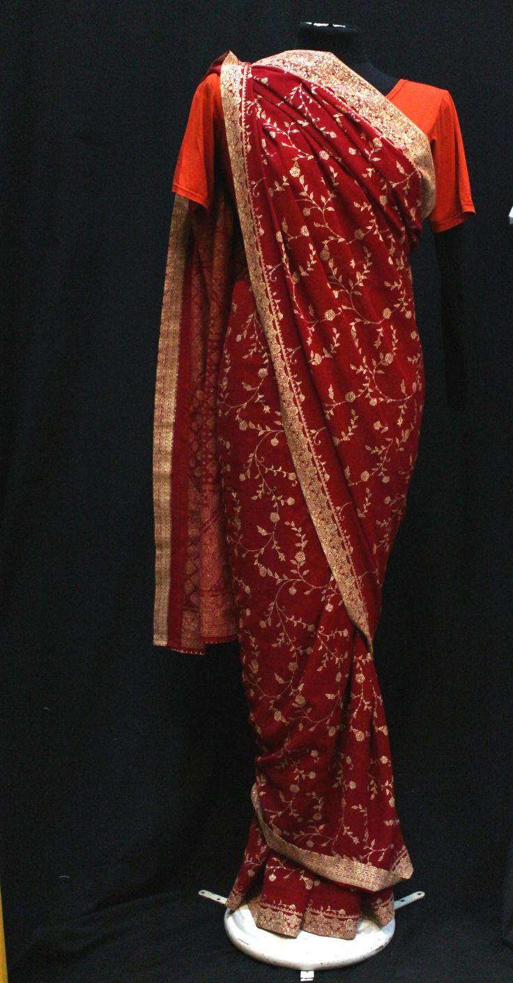 Traje mujer India #Vestuario #costumes