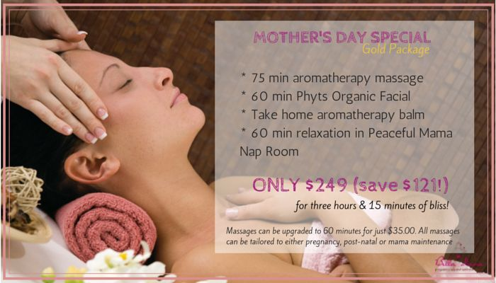 Mothers Day Special GOLD