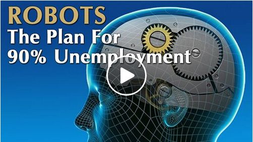 Robots: 90% unemployment and why entrepreneurs will rise