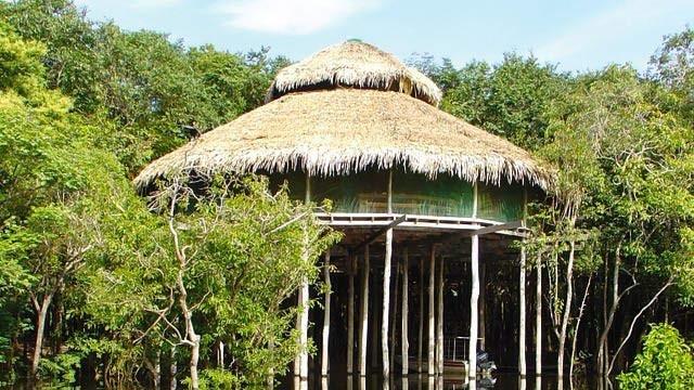 Juma Amazon Lodge, Manaus (Amazon) Brasil.