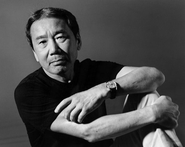 Haruki #Murakami, auteur #japonais
