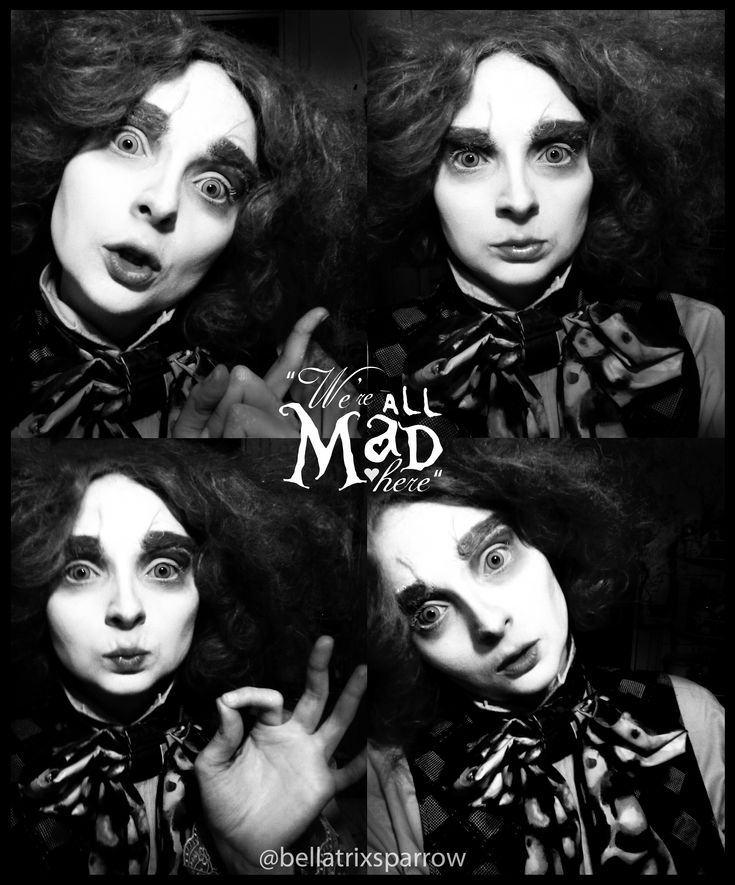 We are all mad here.