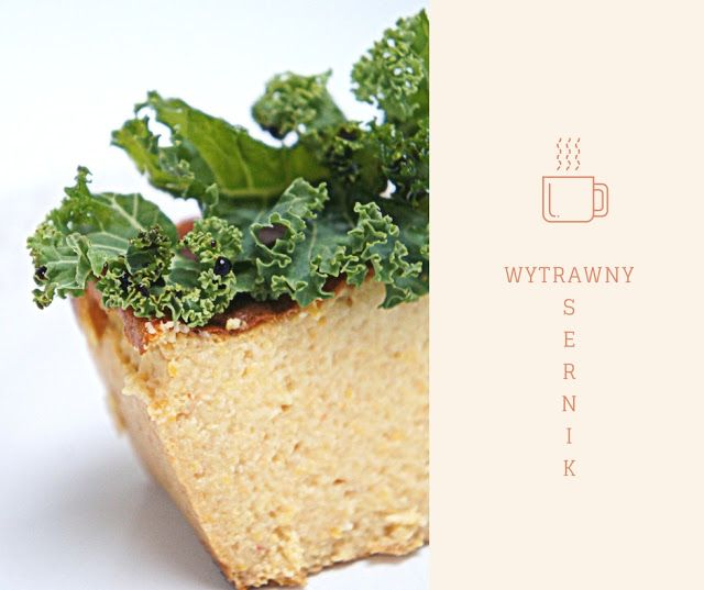 Clauditte Miss Cooking: Wytrawny sernik z białych warzyw