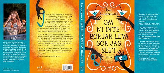 Eva Swedenmarks Värld: Välkomna till min nya väninneroman