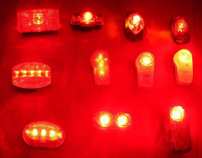 Review of the Best Bicycle Tail Lights in 2012 « Stack Exchange Bicycles Blog