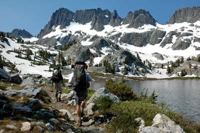 Sierra Nevada Mountains...Dreaming of  a Summer Trip