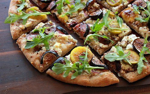 ... on Pinterest   Beet burger, Turkey burger recipes and Arugula pizza