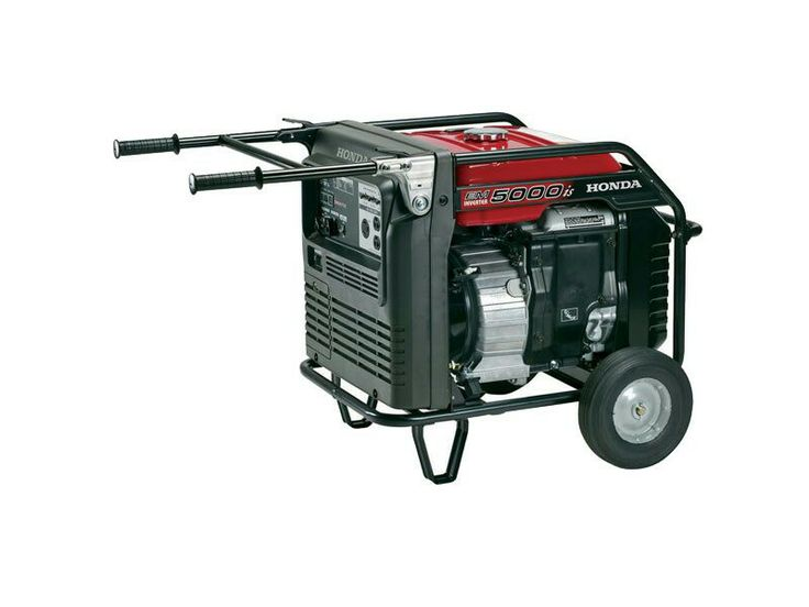 ICE AND SNOW STORM WARNING:  Prepare now for an unexpected power outage! Power outages are most common with Ice Storms. In case of extreme temperatures, it's best to stay safe with one of our Honda Generators for your home. We have all generators that will suit all of your needs in case of an emergency.