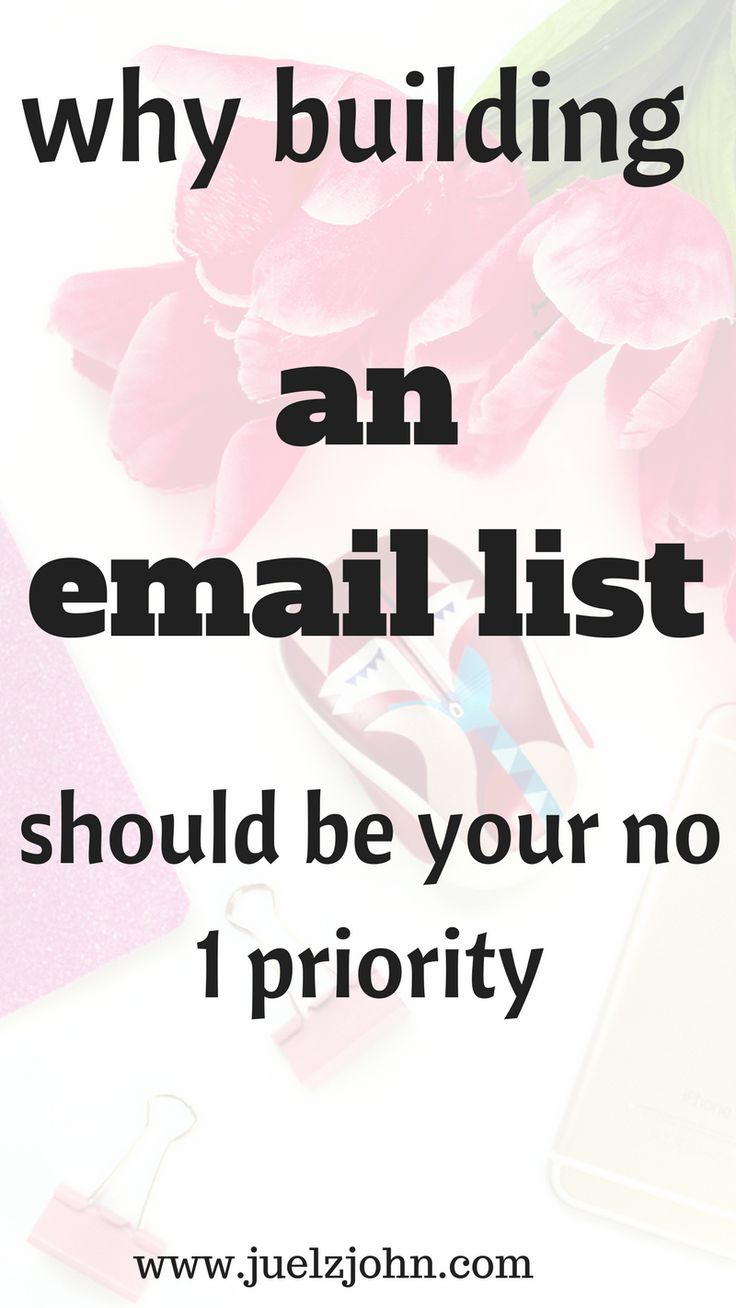 Every blogger needs an email list.It's the best way to connect with your reader. 5 reasons why bloggers need to build an email list from day one|emaillist|buildingemaillist|growinganemaillist|emailmarketing|emailmarketingstrategies|emailmarketingideas|emailmarketingideas|emailmarketingtricks|#emailmarketingtips#bloggingtips#bloggingideas#